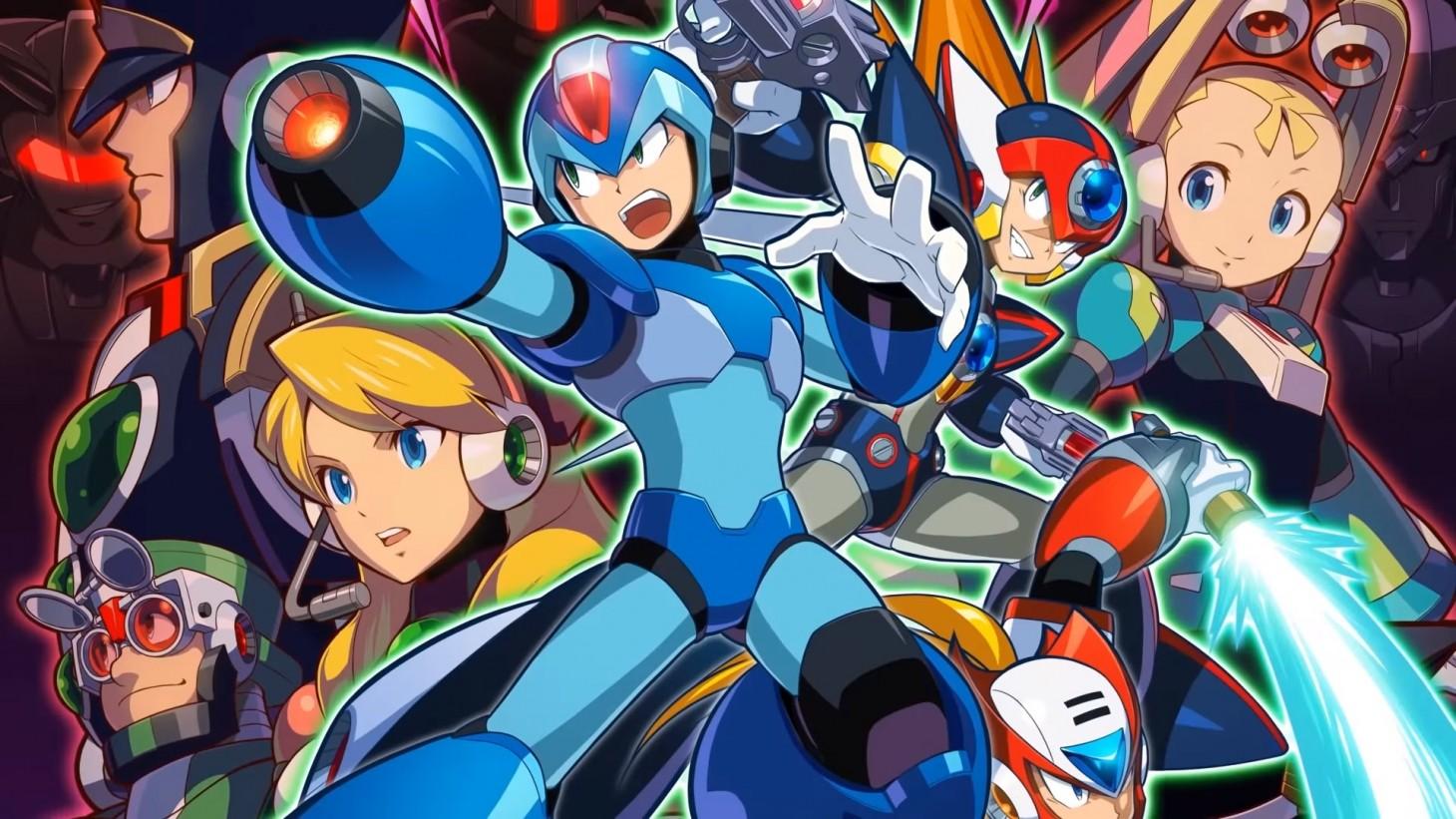 Mega Man X DiVE 2432020 1