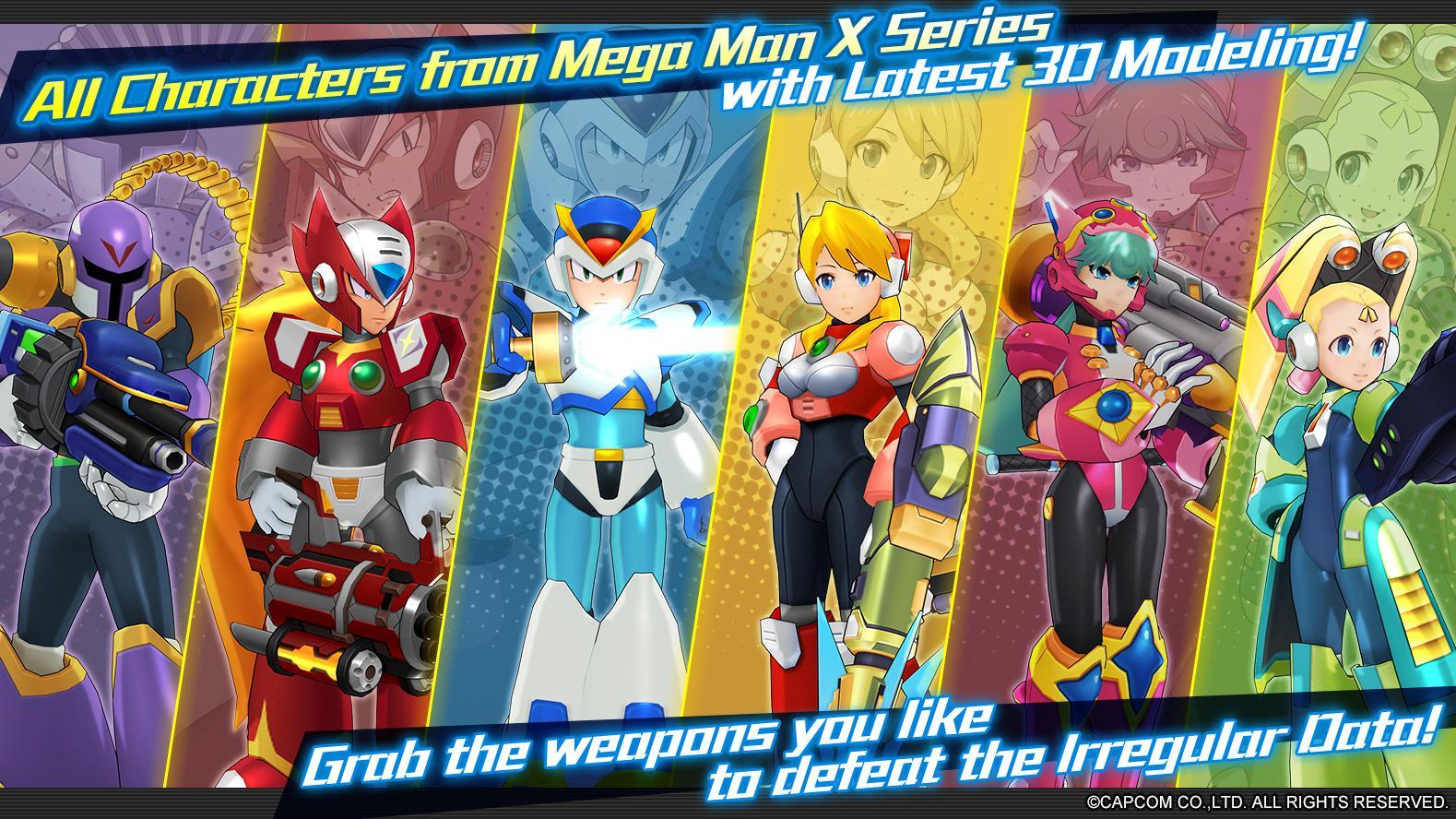 Mega Man X DiVE 2432020 4