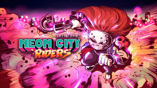 Neon City Riders 632020 1