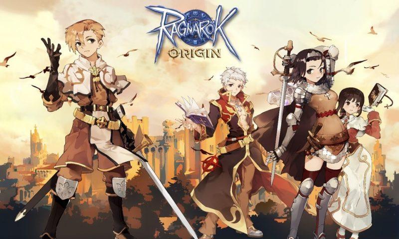 เกมมือถือ Ragnarok Origin กำหนดเปิดให้ทดสอบเมษายนนี้