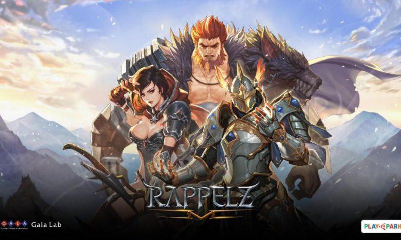 Rappelz M เกมมือถือ MMORPG เก็บเวลตัวใหม่มาไทยแน่นอน