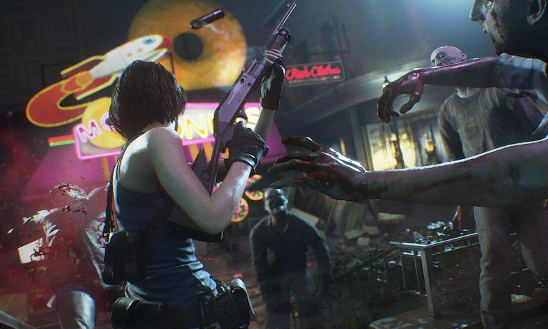 เทียบชัดๆ Resident Evil 3 remake 1999 vs 2020 กับเวลา 20 ที่ผ่านไป