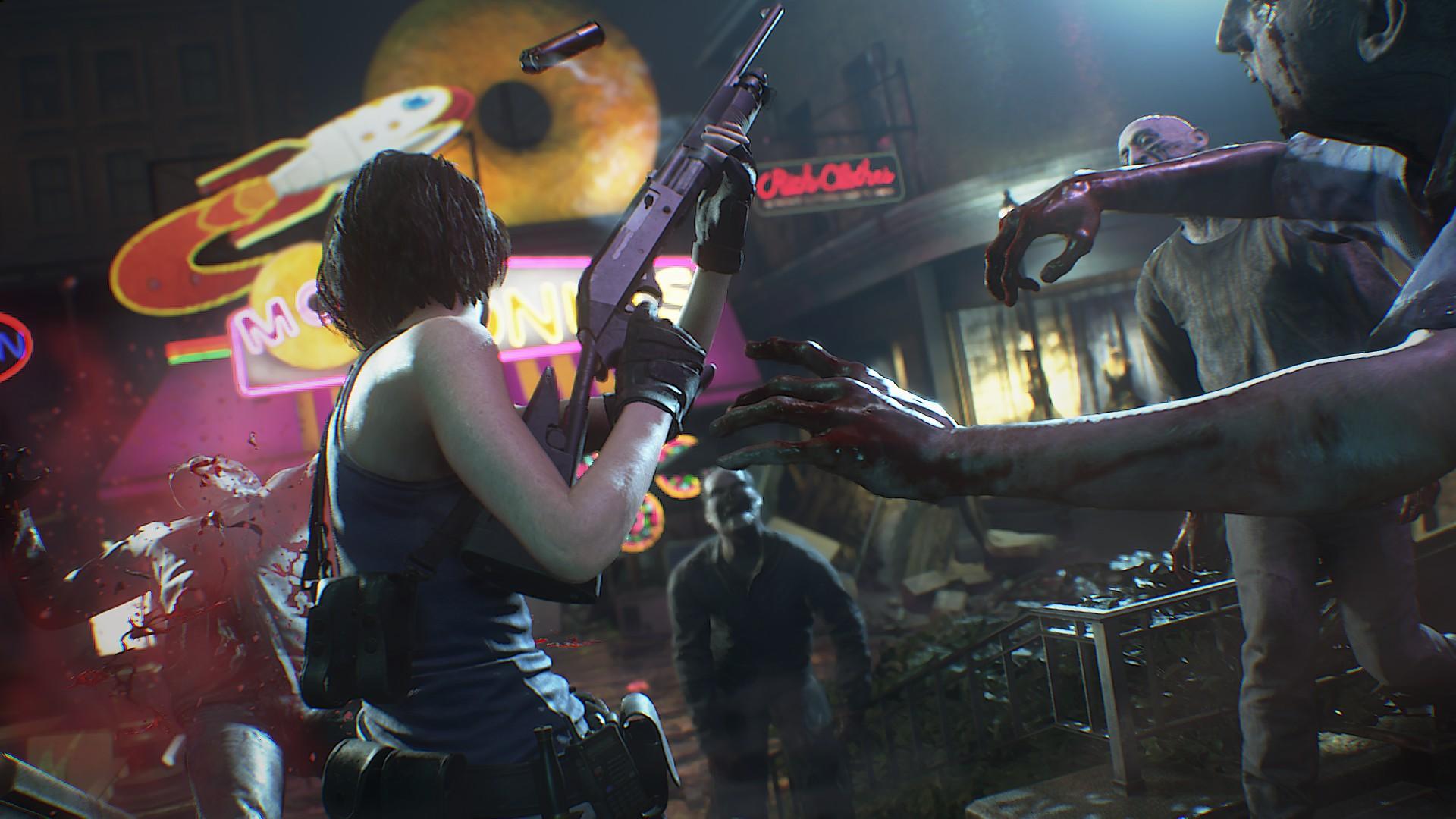 Resident Evil 3 remake 932020