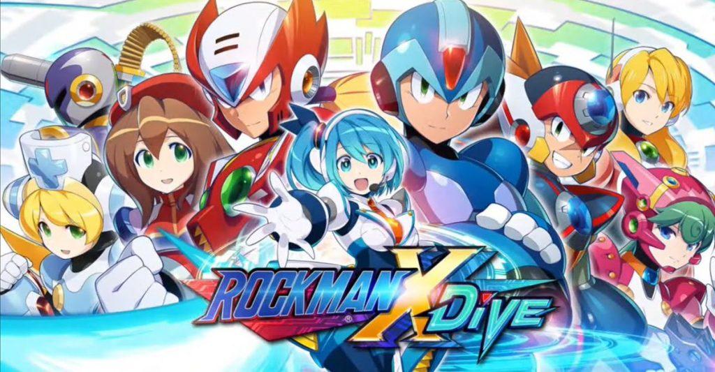 Rockman X DiVE 280363
