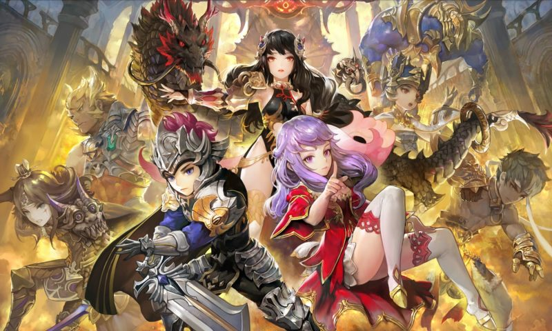 SEVEN KNIGHTS เกมมือถือ RPG สุดฮิตกำลังมาใน Nintendo Switch