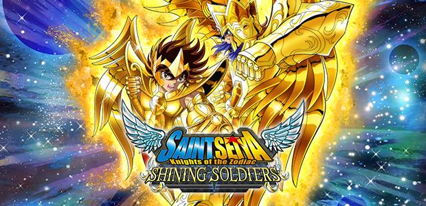 เปิดแล้วจ้า Saint Seiya Shining Soldiers เกมมือถือตัวใหม่จากค่าย Bandai