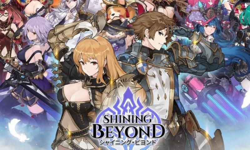 ลงชื่อได้ Shining Beyond เกมมือถือ RPG สไตล์อนิเมะสุดอลังการ