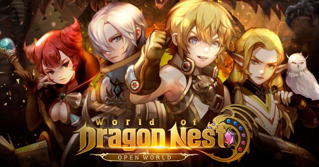 World of Dragon Nest 820220