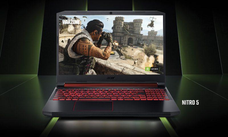 ACER ร่วมกับ NVIDIA จัดโปรโมชั่นสุดพิเศษ Acer Nitro 5 GEFORCE GTX