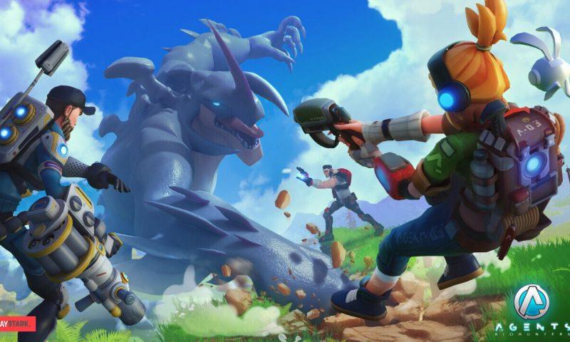 Agents: Biohunters เกมออนไลน์ Action Shooting เปิดให้เล่นฟรีบน Steam