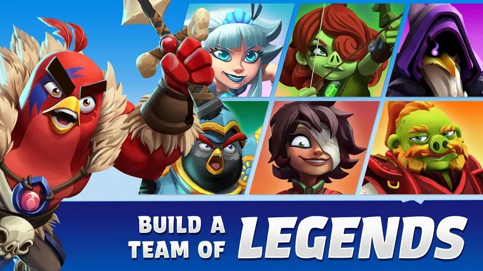 Angry Birds Legends 242020 1