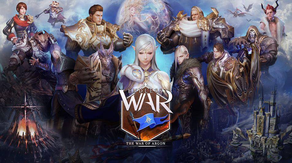 Endless War 2142020 1