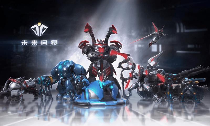 ระเบิดสงครามหุ่นเหล็ก Ever Storm เกมแนววางแผน RTS บนมือถือ