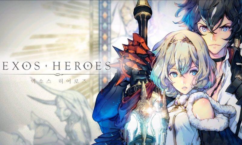 งานดี Exos Heroes เกมมือถือ RPG ภาพอลังเปิดตัวบนสโตร์ไทย