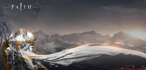 Faith Mobile เกมมือถือ MMORPG กราฟิกสวยกำลังมาสโตร์ไทย