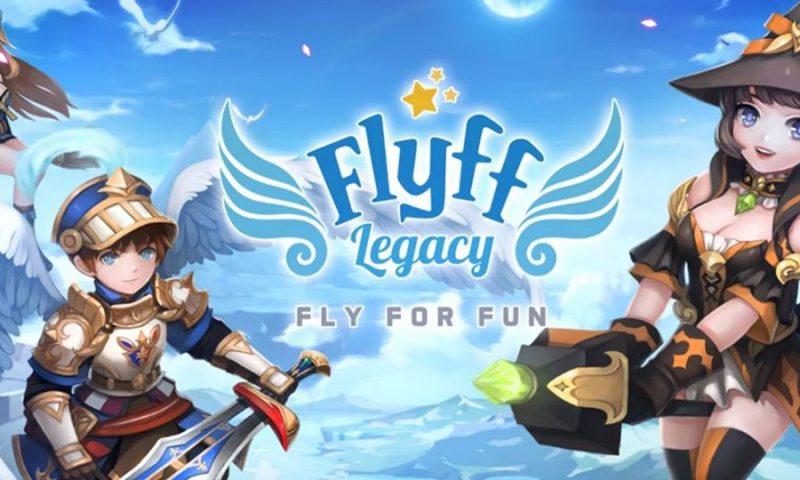 Flyff Legacy Legend บุกสโตร์ประเทศไทยเปิดให้ทดสอบแล้ววันนี้