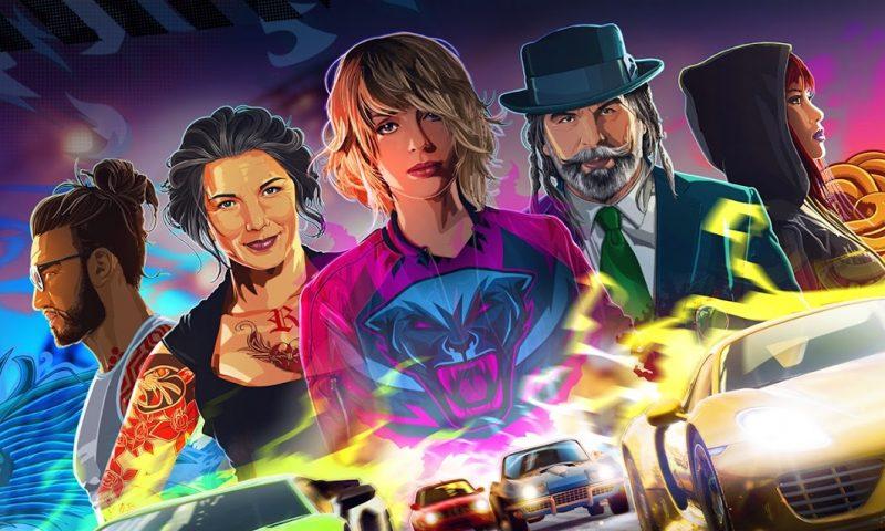 Forza Street เกมแข่งรถประลองความเร็วเตรียมเปิดให้บริการ 5 พ.ค.