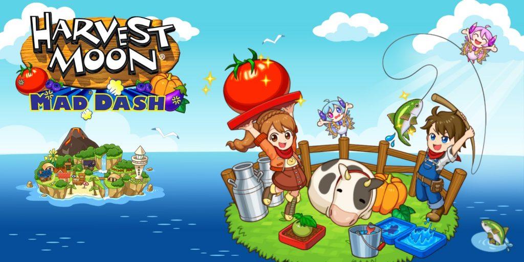 Harvest Moon Mad Dash 140463