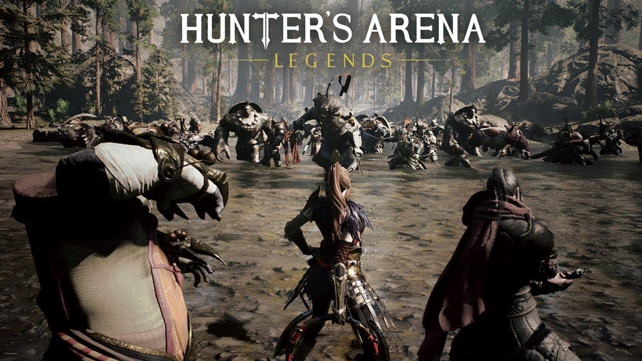 Hunter's Arena Legends 2420202