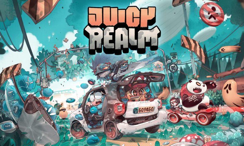 Juicy Realm เกมตะลุยด่านสุดกวนกำลังมาเปิดให้เล่นบน Mobile
