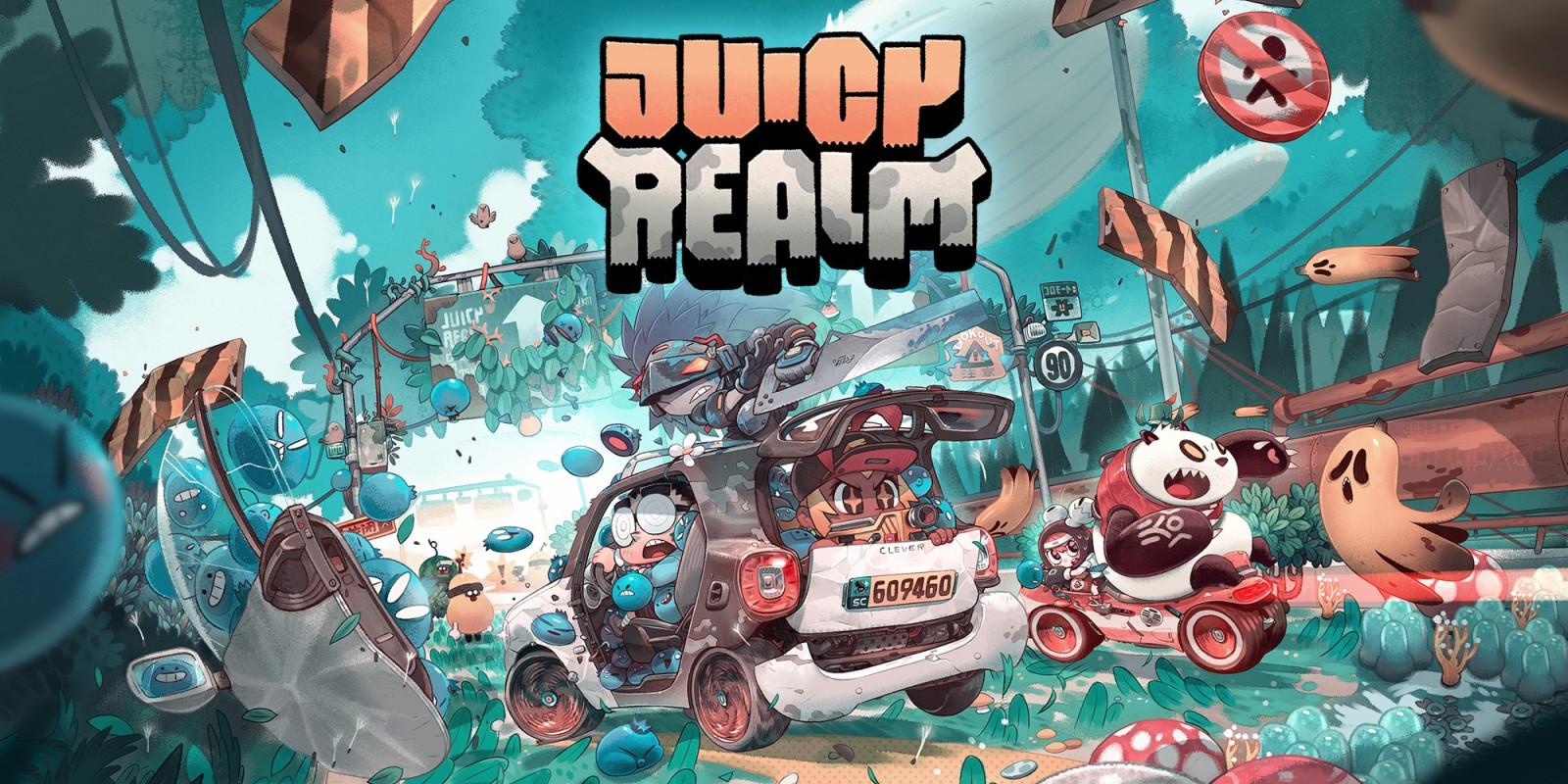 Juicy Realm เกมตะลุยด่านสุดกวนกำลังมาเปิดให้เล่นบน Mobile - GameMonday