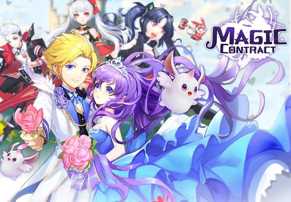 Magic Contract 140363