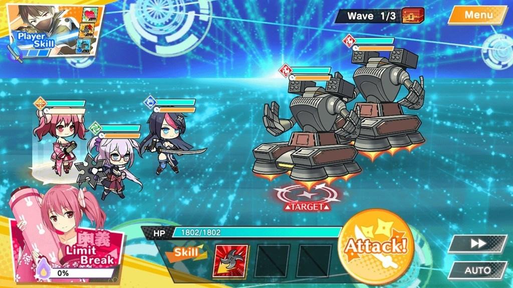 Moe Ninja Girls RPG Shinobi 1142020 2