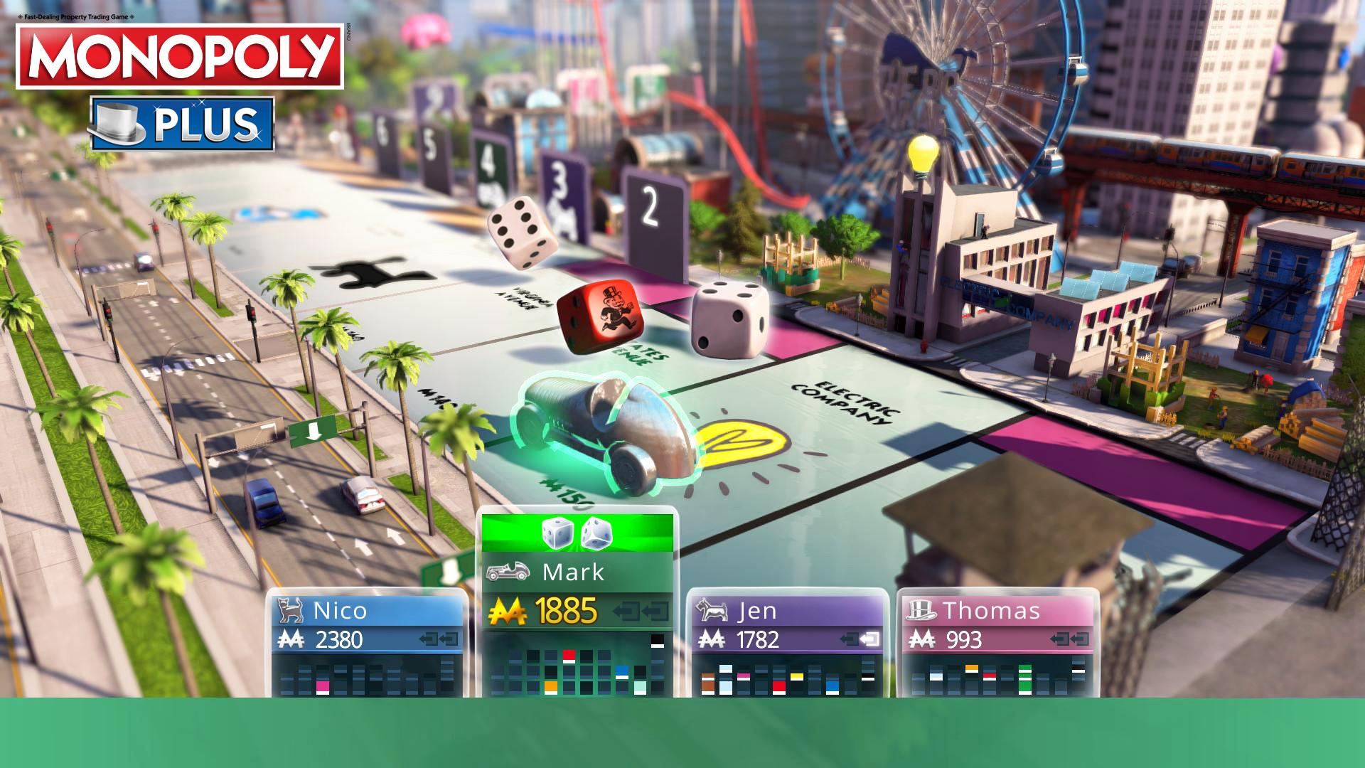 Monopoly Plus 2342020 3