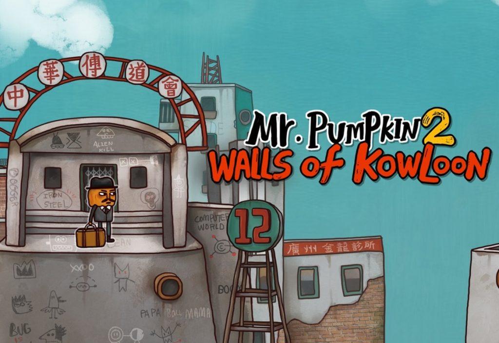 Mr Pumpkin 2 Walls of Kowloon 250463