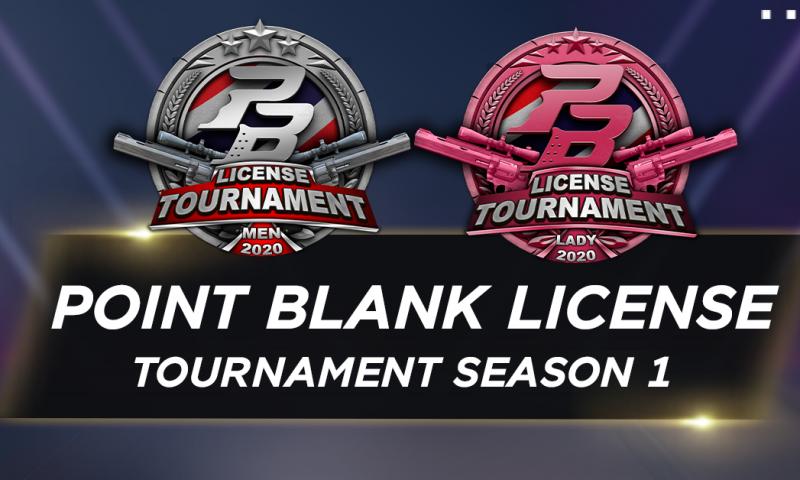 สาวก Point Blank เตรียมตัว License Tournament SEASON  1