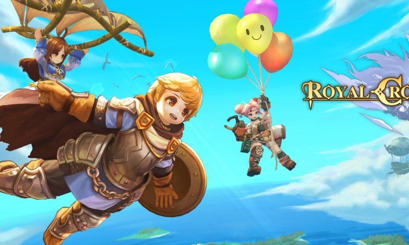 Royal Crown เกมออนไลน์แนว Survival งานภาพสไตล์ Tree of Savior