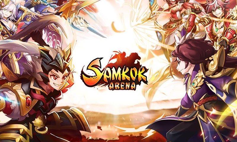 Samkok Arena เปิดสมรภูมิสงครามสไตล์สามก๊กโมเอะ OBT แล้ววันนี้
