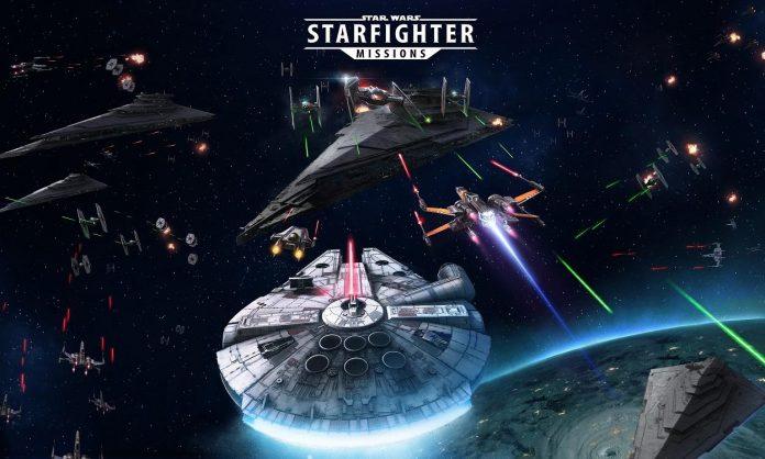 ประกาศเปิดตัว Star Wars: Starfighter Missions สงครามถล่มจักรวาล