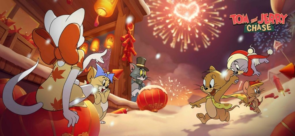 Tom and Jerry Chase 110463 02