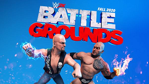 มันเป็นแบบนี่เอง WWE 2K Battlegrounds เกมมวยปล้ำเวอร์ชั่นตัวเล็ก