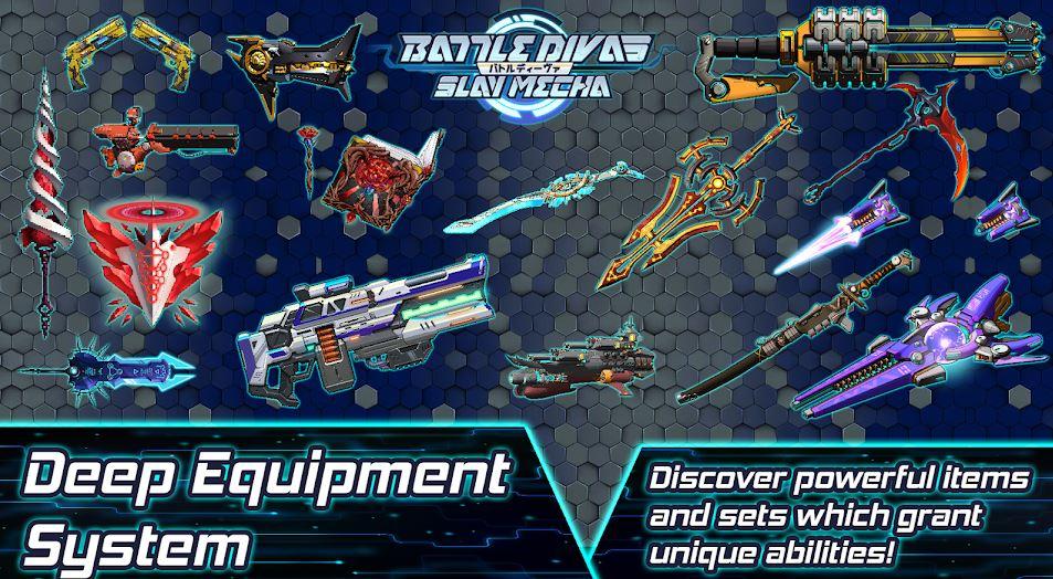 Battle Divas Slay Mecha 652020 2