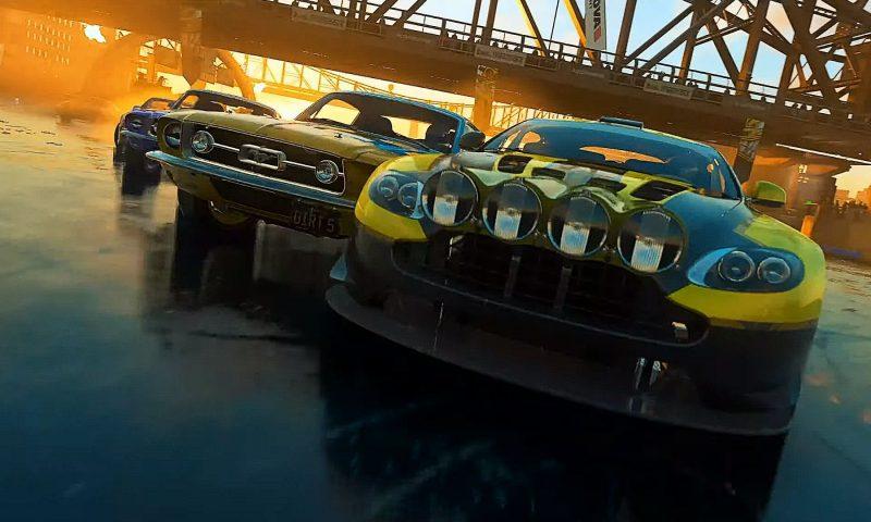 เปิดตัว DIRT 5 เกมแข่งรถออฟโรดระดับตำนานสายลุยเปิดตัวภาคใหม่
