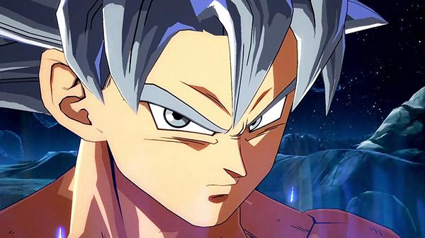 Dragon Ball FighterZ ปล่อยตัวอย่างใหม่ของ Goku ร่างเทพจุติ