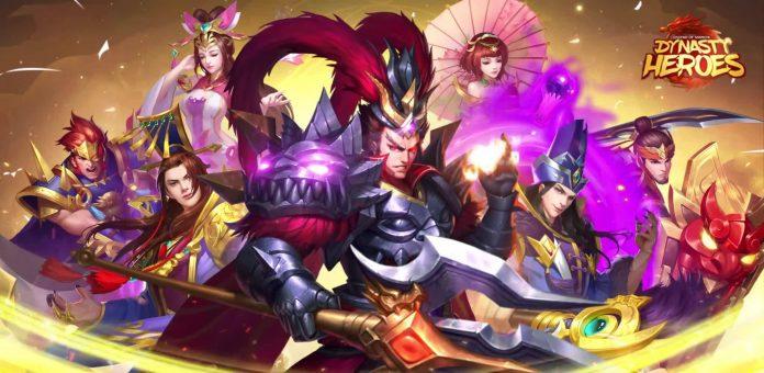 เปิดแล้ว Dynasty Heroes: Legend of Samkok เกมแนว RPG ในธีมสามก๊ก