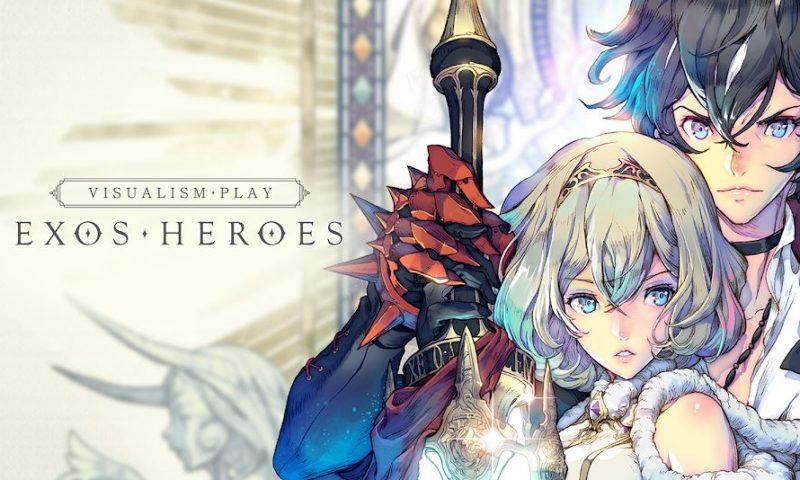 ปักธงรอ EXOS Heroes เกมมือถือ RPG กราฟิกขั้นเทพประกาศวันเปิด