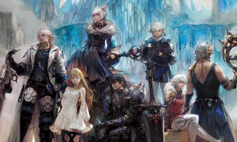 Final Fantasy XIV เปิดให้เล่นฟรีบนแพลตฟอร์ม Playstation 4