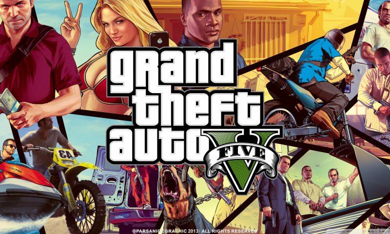 เว็บเกือบแตก Epic Games Store แจก GTA V ฟรีๆ รีบไปรับเลย