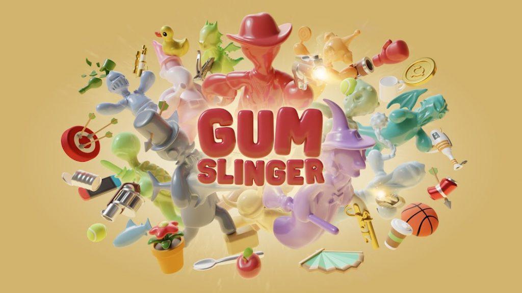 Gumslinger 020563