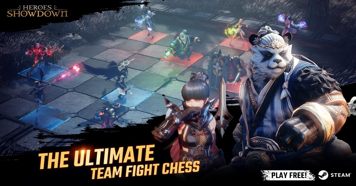 Heroes Showdown 1552020 2