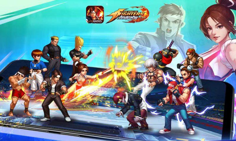 The King of Fighters AllStar VNG เกมมือถือในตำนานเปิดลงทะเบียนแล้ว