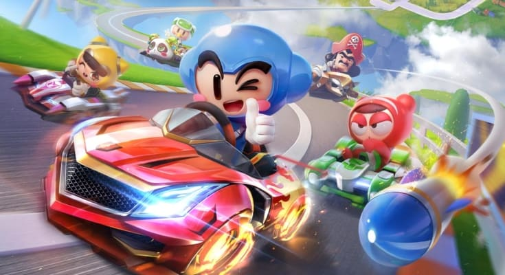 รีวิว KartRider Rush+ ไม่ซิ่งก็ซี้เกมมือถือแนวแข่งรถสายแบ๊วใหม่ล่าสุด