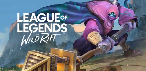 League of Legends Wild Rift 27122019 1