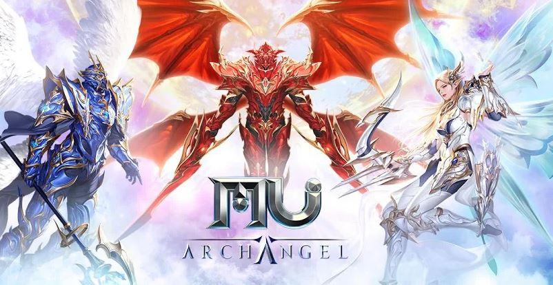 MU Archangel เกมมือถือ MMO จากไอพีชื่อดังเปิดให้บริการแล้ว