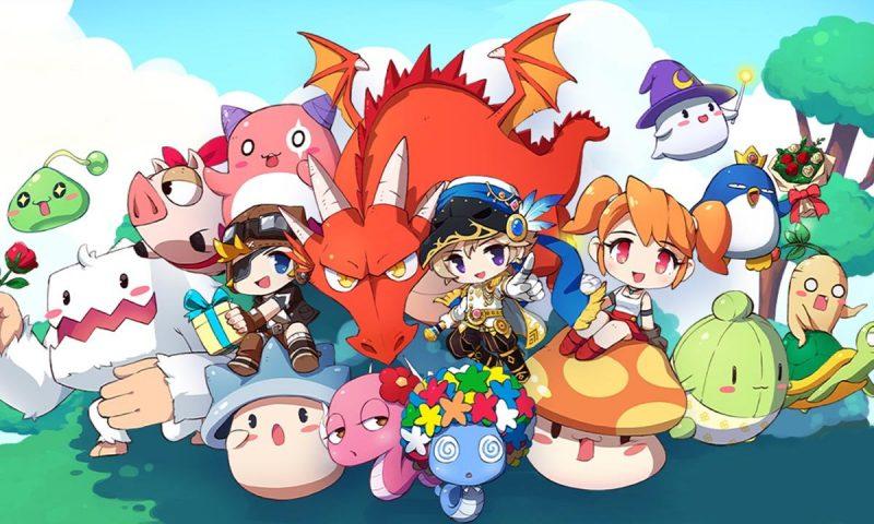 ยกระดับงานภาพ Maple Story เกมสุดคลาสสิกจากฝีมือแฟนเกม