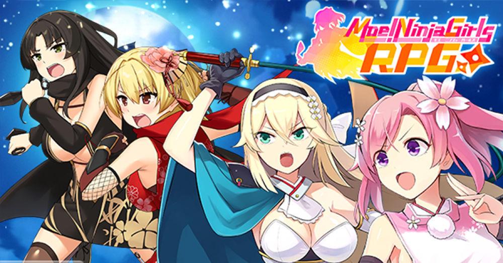 Moe Ninja Girls RPG 230563